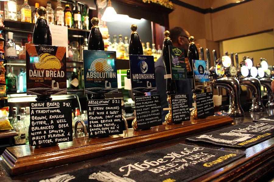 The Devonshire Cat Pub Sheffield