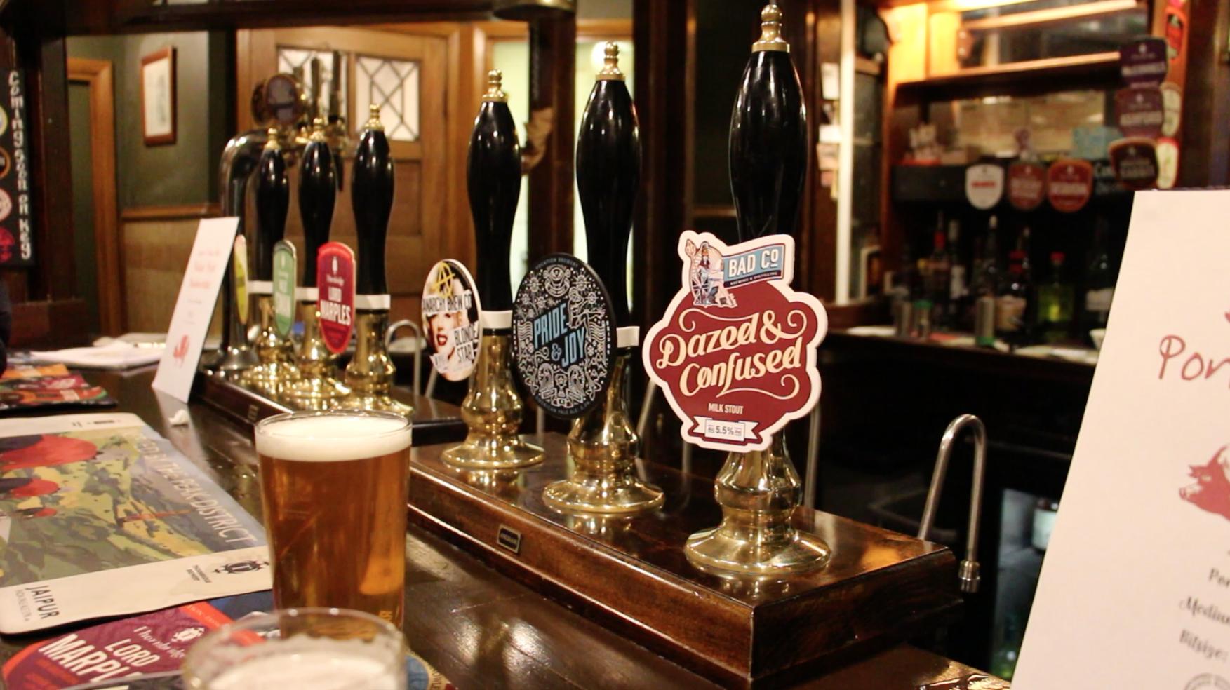 The Bath Hotel Pub Sheffield