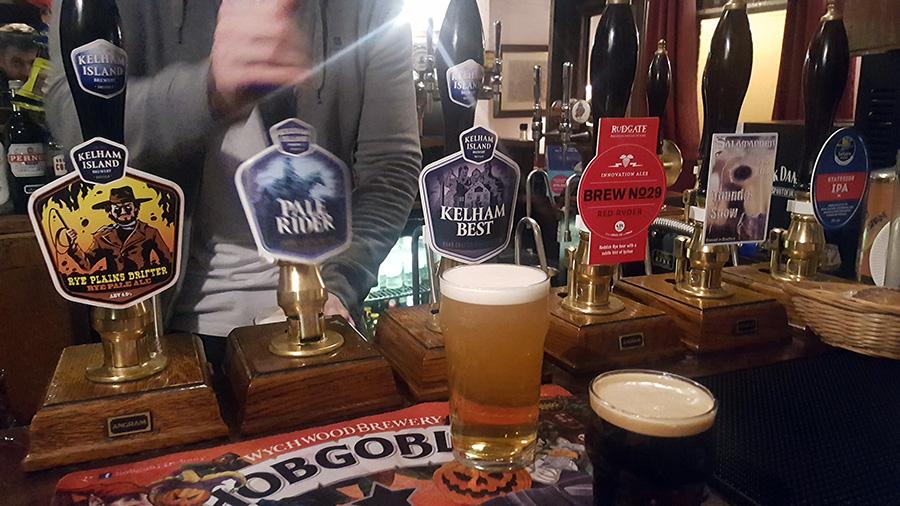 The Fat Cat Pub Sheffield