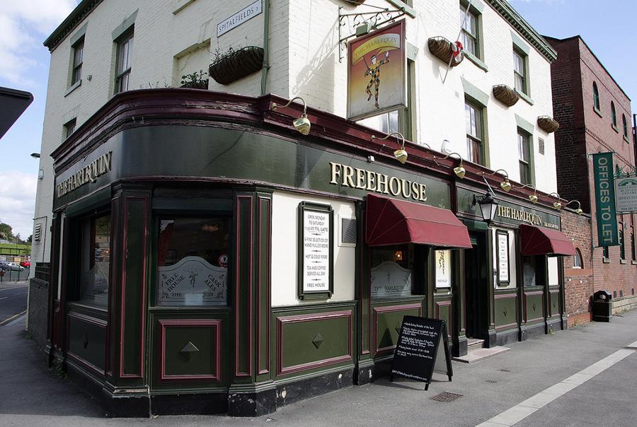 The Harlequin Pub Sheffield