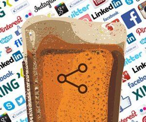 Cómo usar las redes sociales en la industria de la cerveza artesana