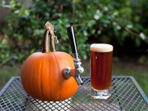 Vuelve la reina de las cervezas otoñales: la Pumpkin Ale, cerveza de calabaza