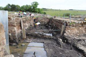¡Necesitamos cerveza! Nuevas tablillas romanas encontradas en Inglaterra
