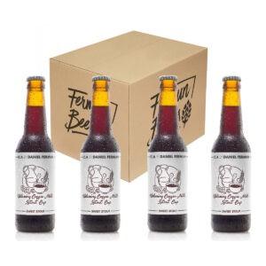 Cerveza artesanaRELAXING COFFE – Milk Stout – PACK(4x33c)