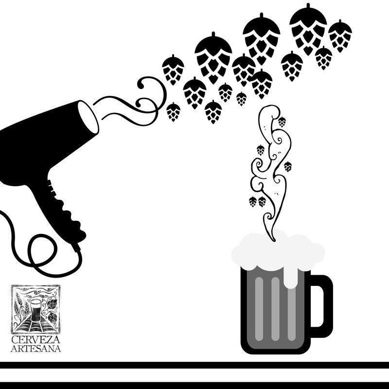 El Dry-Hopping, una técnica para potenciar el aroma de la cerveza