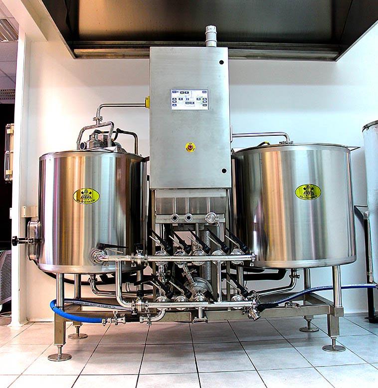 Slowbeer PLUS: Introducimos una nueva sala de cocción en el sector cervecero