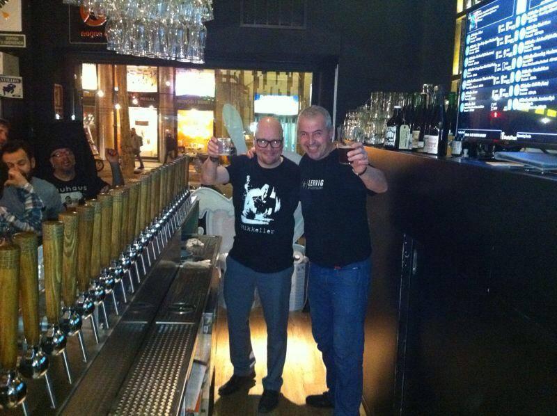 «Mikkeller es el gran padrino de los «gipsy brewers»»