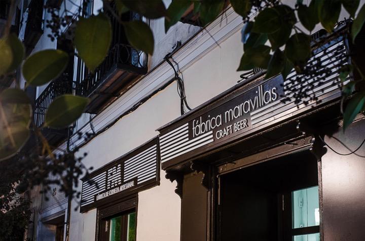 Fábrica Maravillas, 3 años de cerveza artesana en el centro de Madrid