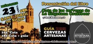 Día del Libro cervecero en Sitges. ¿Nos acompañas?