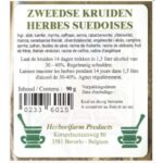 Hierbas elixir sueco 1.5l