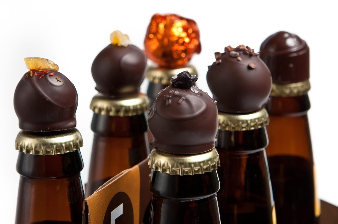 Chocolate y cerveza: los mejores maridajes para un San Valentín inolvidable