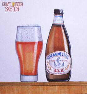 Entrevista a Craft Beer Sketch. El arte de dibujar buena birra