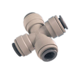 Conector Cruz 9.5mm