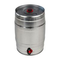 Barril reutilizable 5 litros