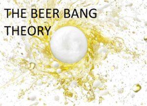 The beer bang theory