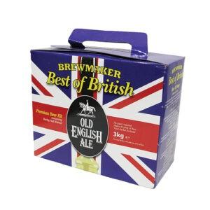 british malt
