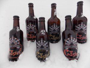 Cerveza Castel: «primero tienes que tener el producto»