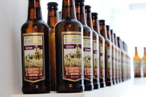 La primera cerveza de malta de arroz del mundo