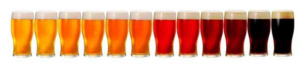 Qué veo cuando veo una cerveza: el color, la transparencia y la espuma