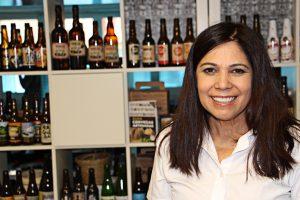 Entrevista a Graciela Cervantes, miembro del jurado que decide cuáles son las mejores cervezas del planeta