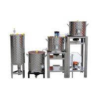 Micro-planta para cerveza 50 lt