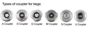 keg couplers 2 1