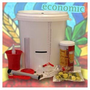 Nuevo kit en la familia: economic