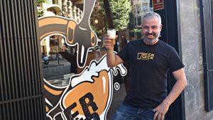 Manuel Baltasar, el alma del BierCab, la mejor cervecería del mundo