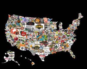 Lee más sobre el artículo La Revolución de las Cervezas Artesanas en los Estados Unidos