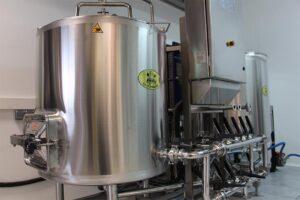 maquinaria cervecera
