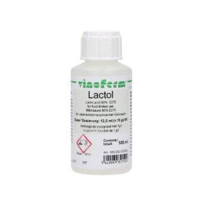 Ácido láctico 80% 100 ml
