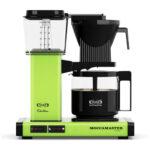 Cafetera de filtro Moccamaster KBG 741/A0 verde