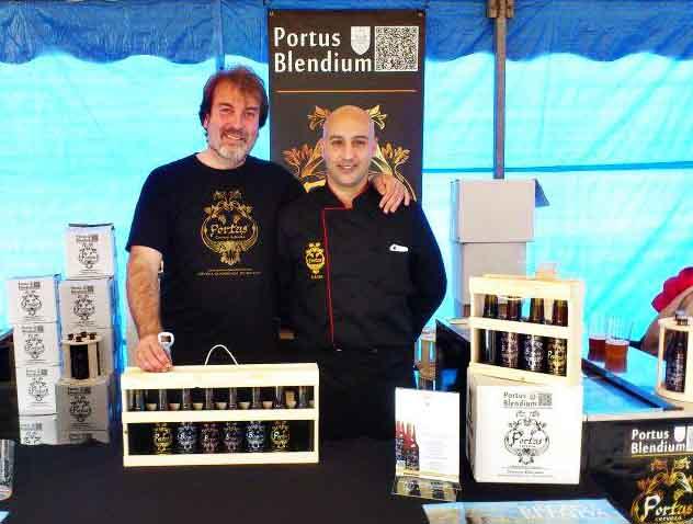 Un año de cerveza artesana cántabra: Entrevista a Portus Blendium Beers
