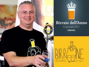 Simone Dal Cortivo se alza como el mejor cervecero italiano del año 2014